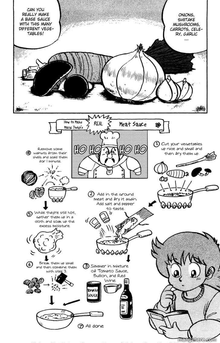 Mister Ajikko 3 Page 3