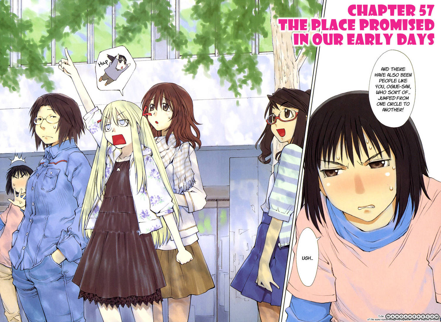 Genshiken Nidaime - The Society for the Study of Modern Visual Culture II 57 Page 2