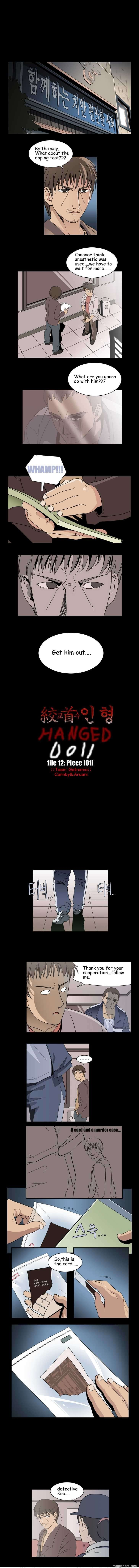 Hanged Doll 31 Page 1