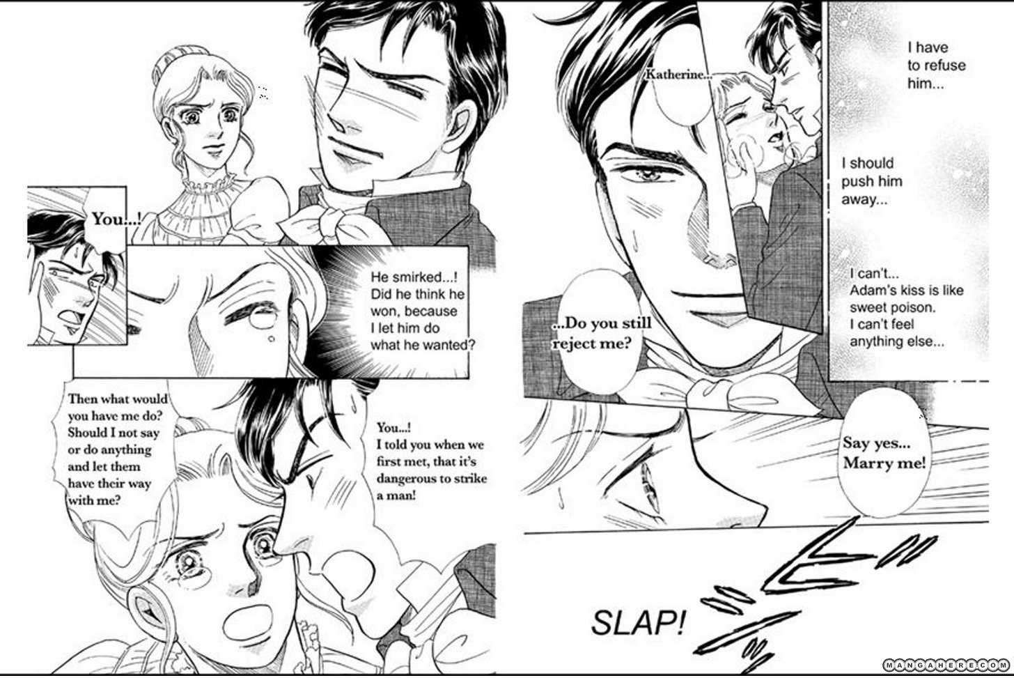 Kedakaki Yakusoku 6 Page 1