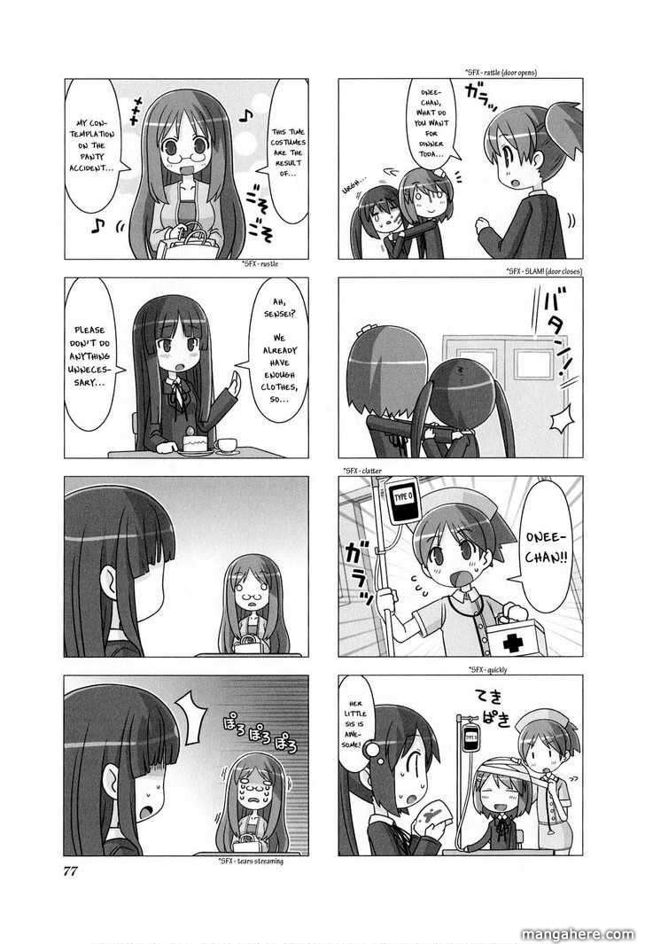 K-On! Anthology Comic 10 Page 3