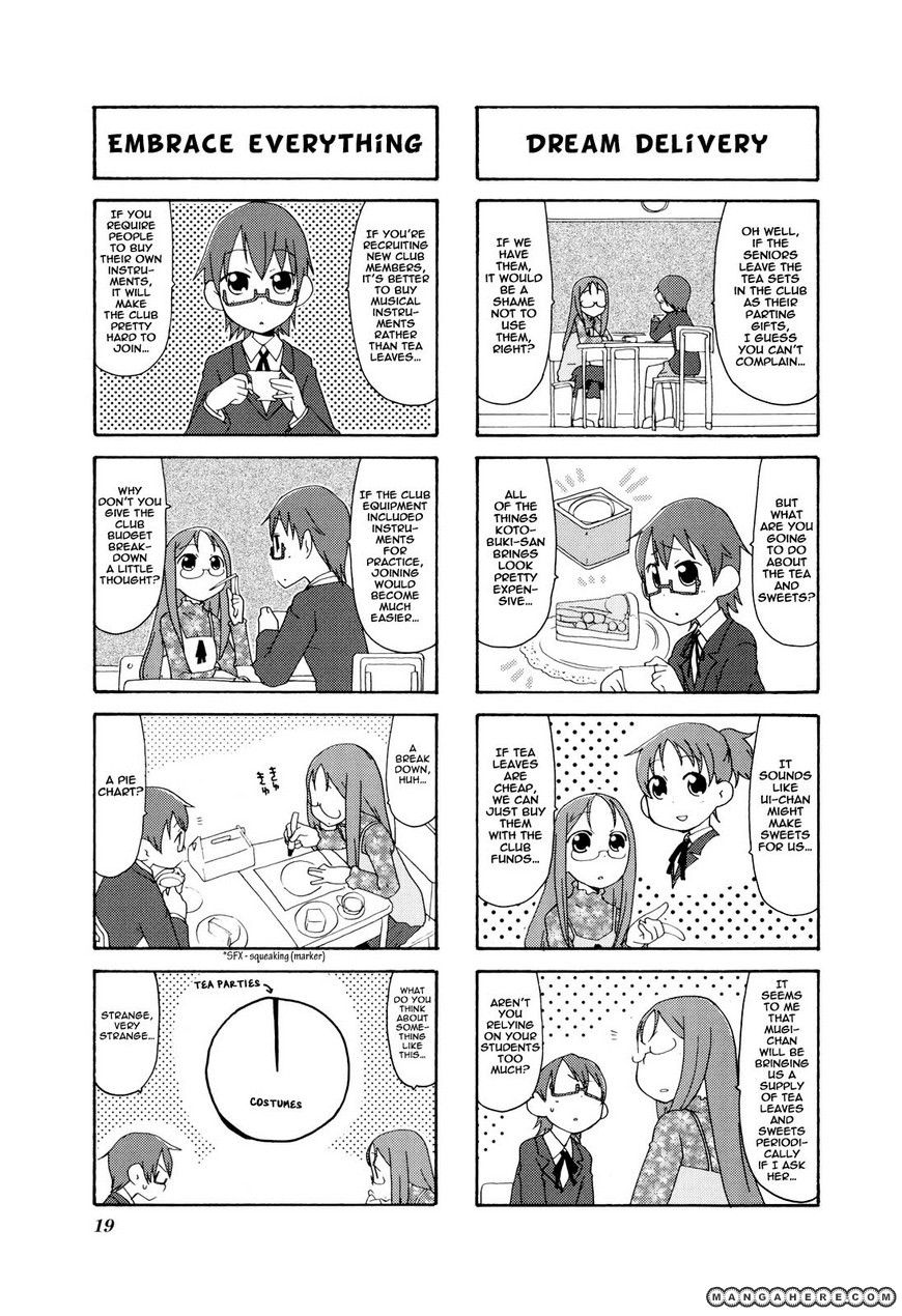 K-On! Anthology Comic 2 Page 3