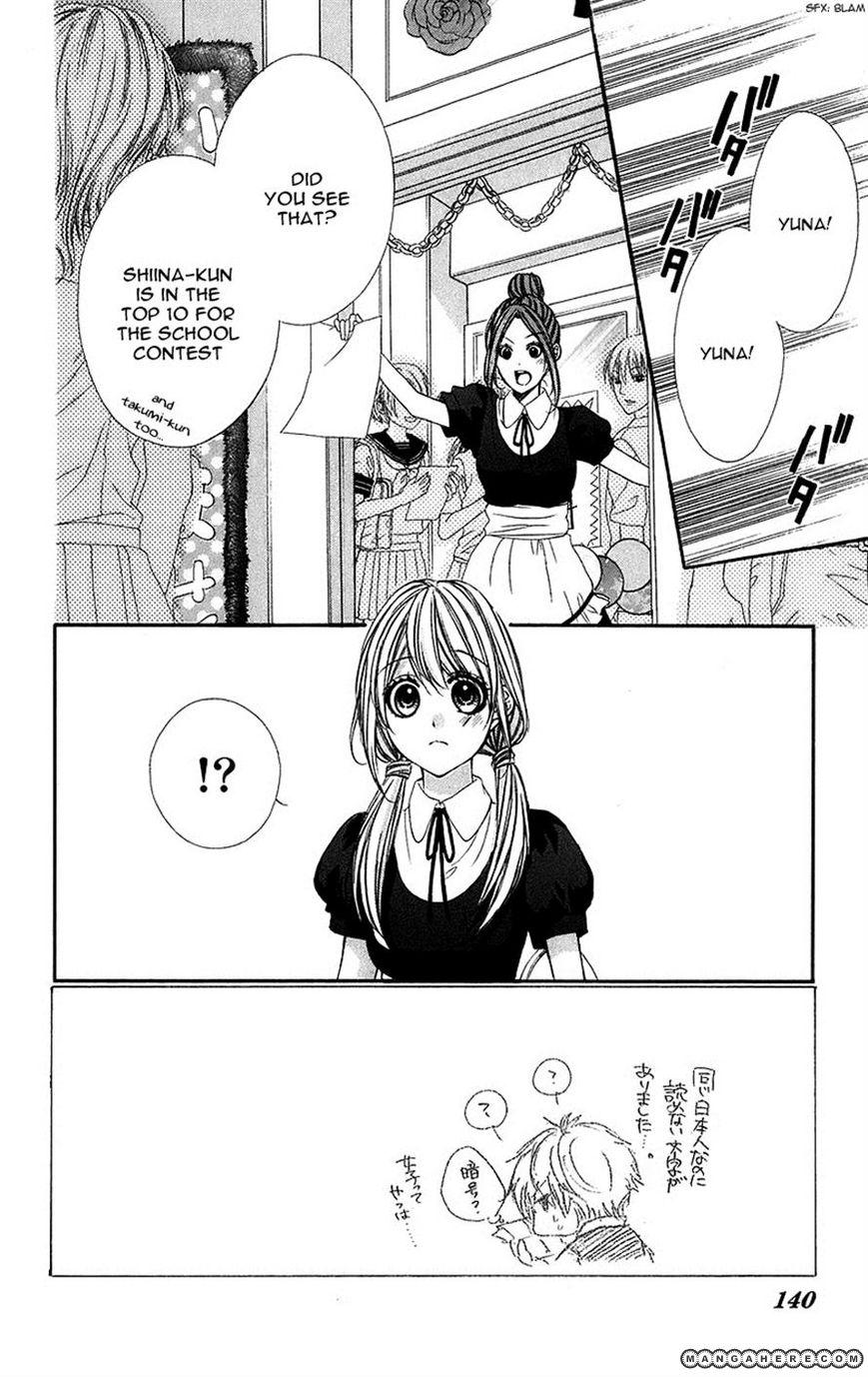 Kimi To Koi No Tochuu 5 Page 2