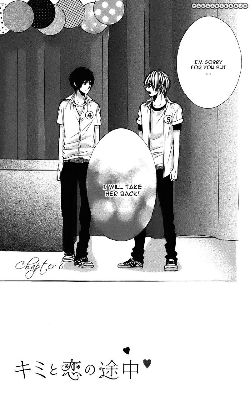 Kimi To Koi No Tochuu 6 Page 3