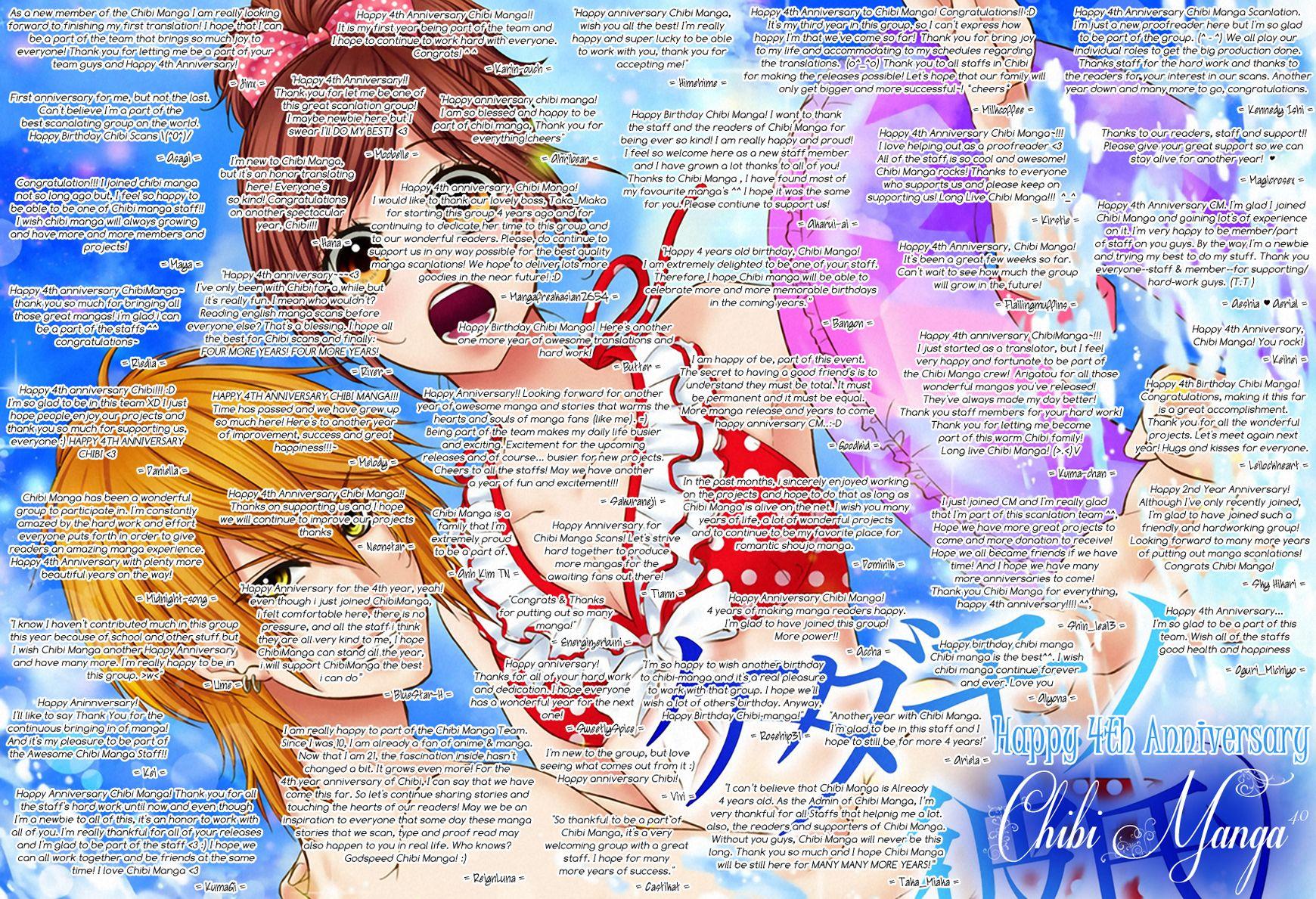 Kimi To Koi No Tochuu 8 Page 1