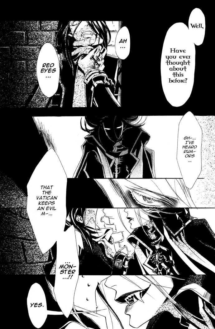 Trinity Blood 2 Page 3