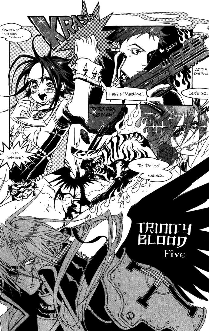 Trinity Blood 6 Page 2