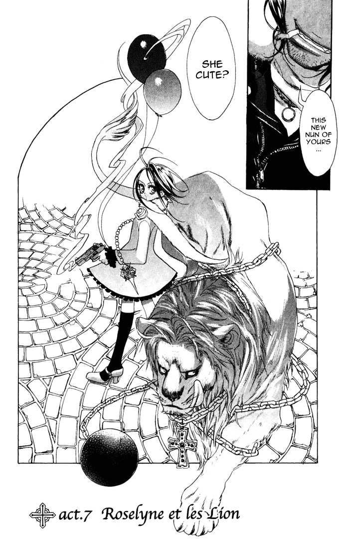 Trinity Blood 7 Page 2