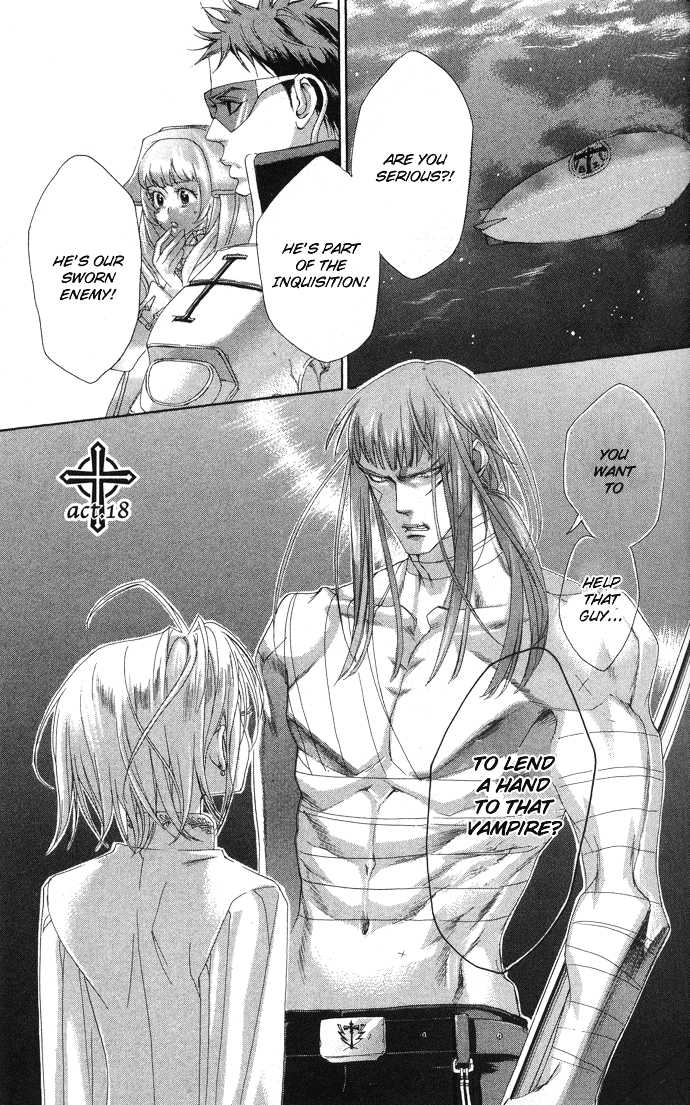 Trinity Blood 18 Page 2