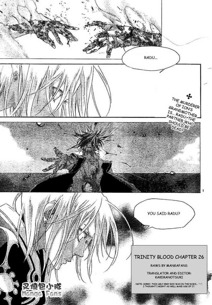 Trinity Blood 26 Page 2