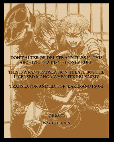 Trinity Blood 30 Page 1