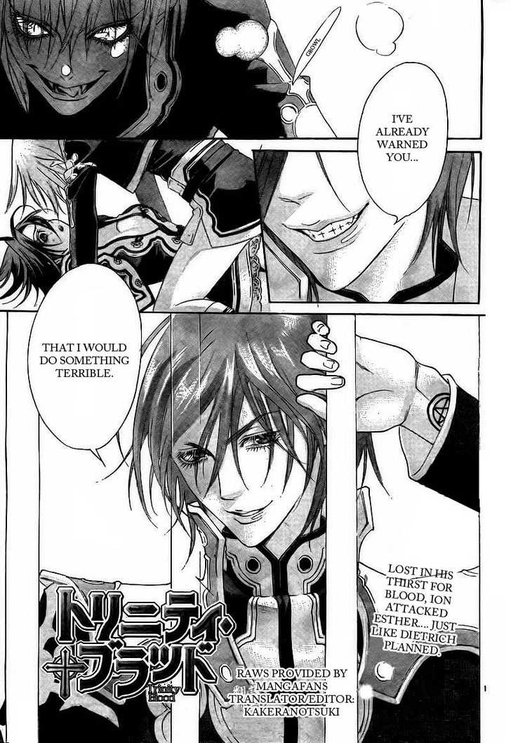 Trinity Blood 31 Page 2