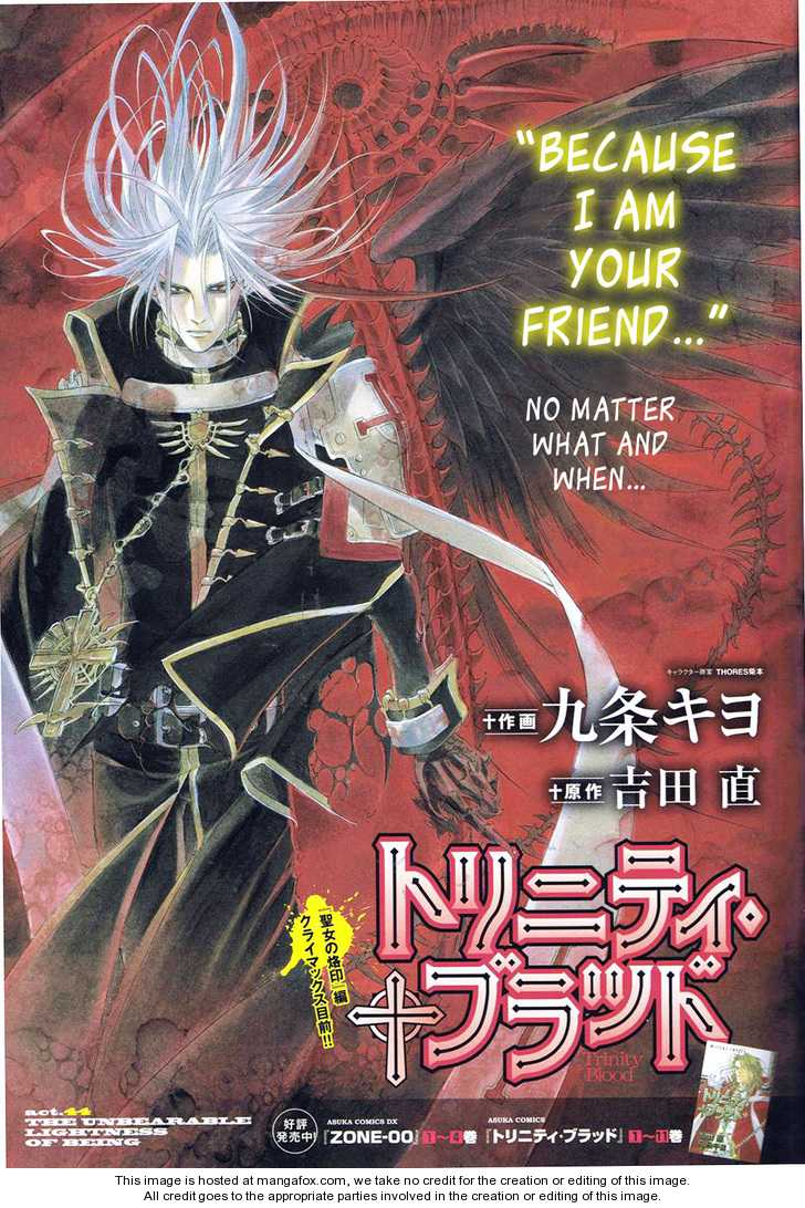 Trinity Blood 44 Page 2