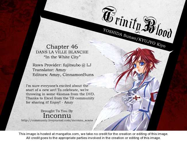 Trinity Blood 46 Page 1
