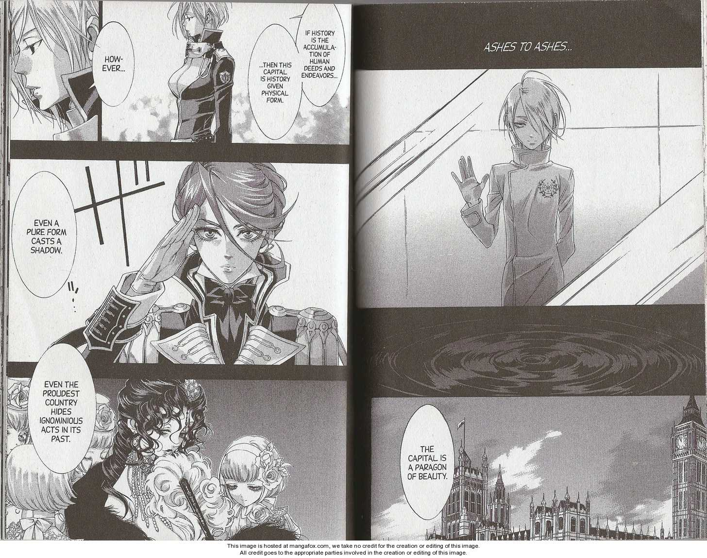 Trinity Blood 46.5 Page 2