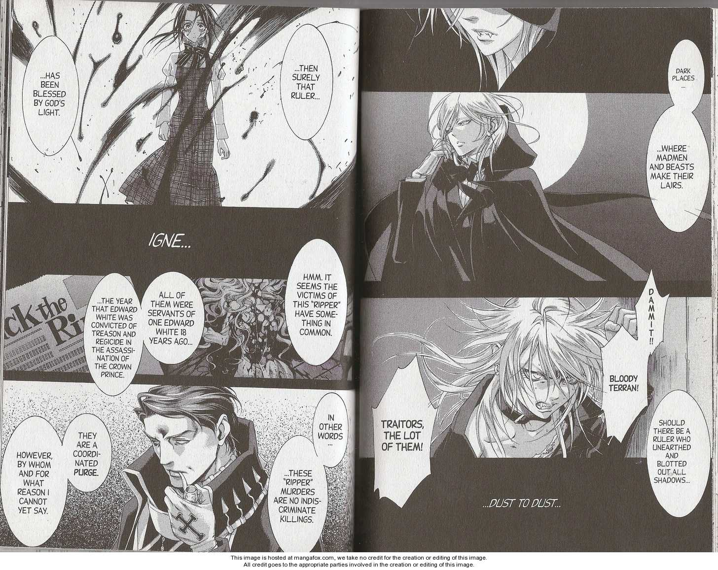 Trinity Blood 46.5 Page 3