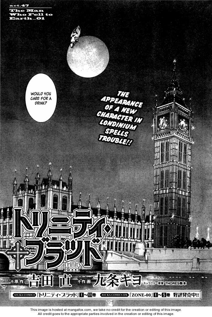 Trinity Blood 47 Page 2
