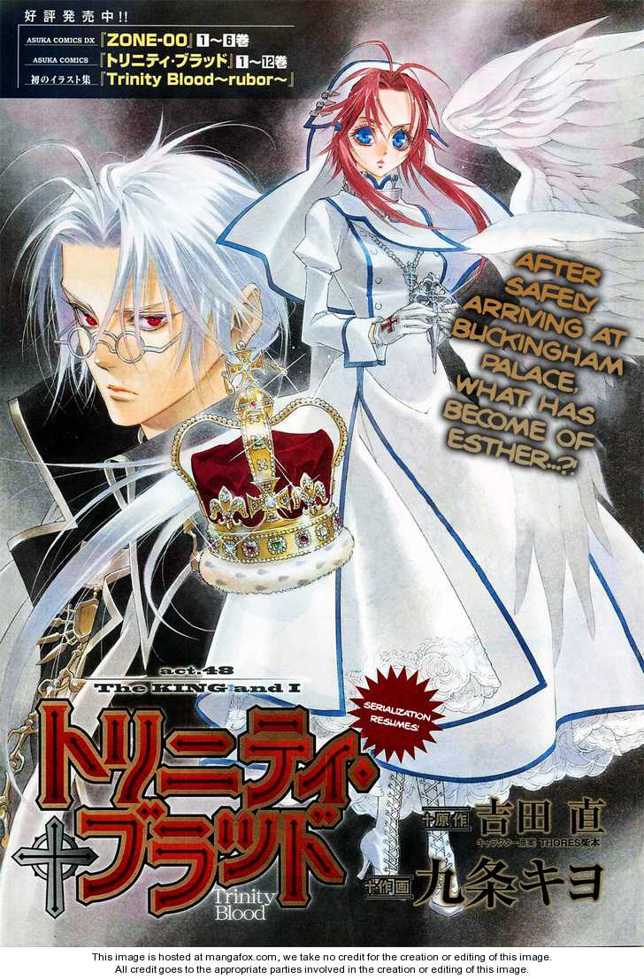 Trinity Blood 48 Page 2