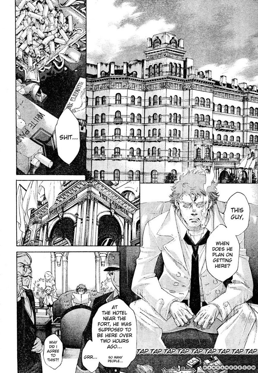 Trinity Blood 52 Page 2