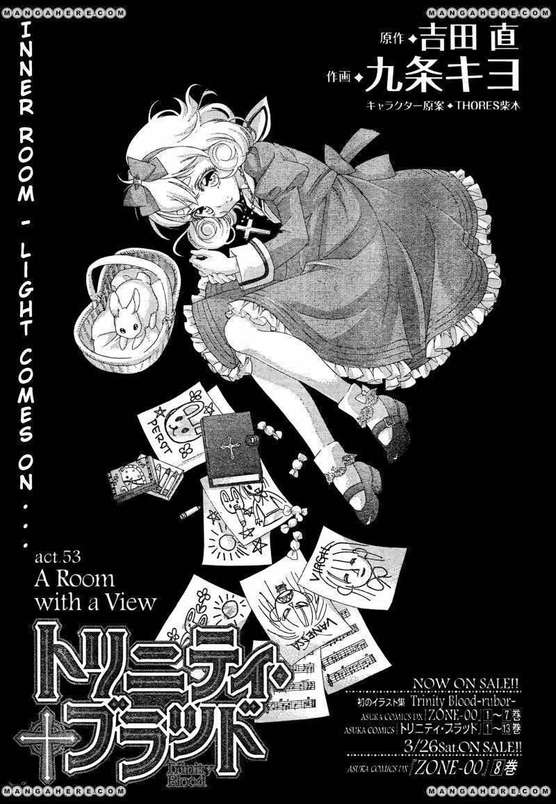 Trinity Blood 53 Page 1