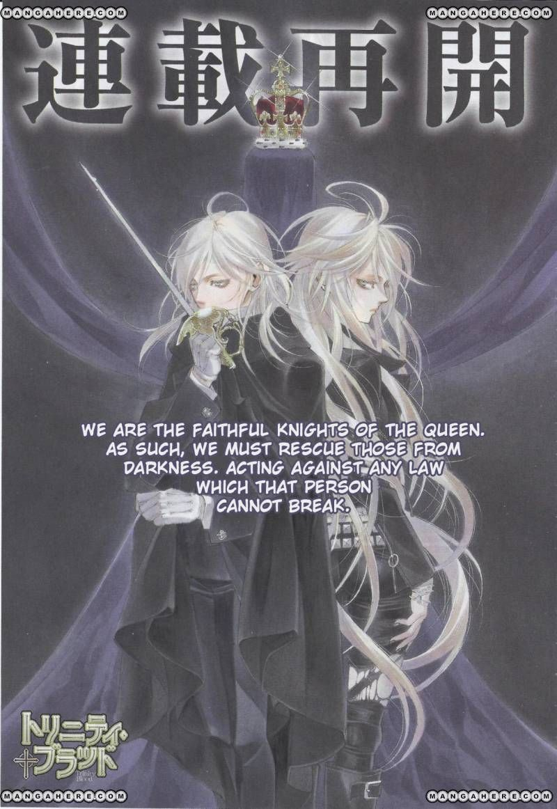 Trinity Blood 55 Page 1