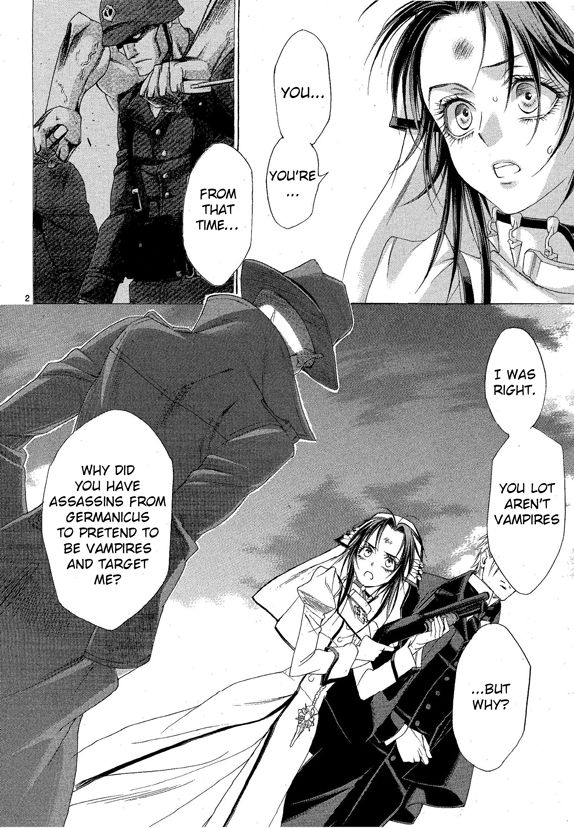 Trinity Blood 66 Page 2