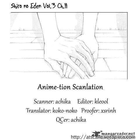 Shiro No Eden 11 Page 2