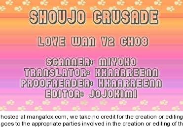 Love Wan! 8 Page 1