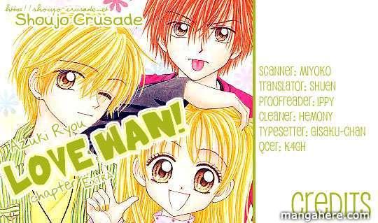 Love Wan! 16.5 Page 1