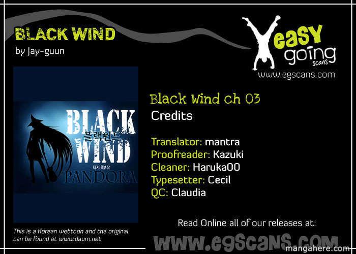 Black Wind 3 Page 1