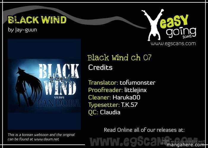 Black Wind 7 Page 1