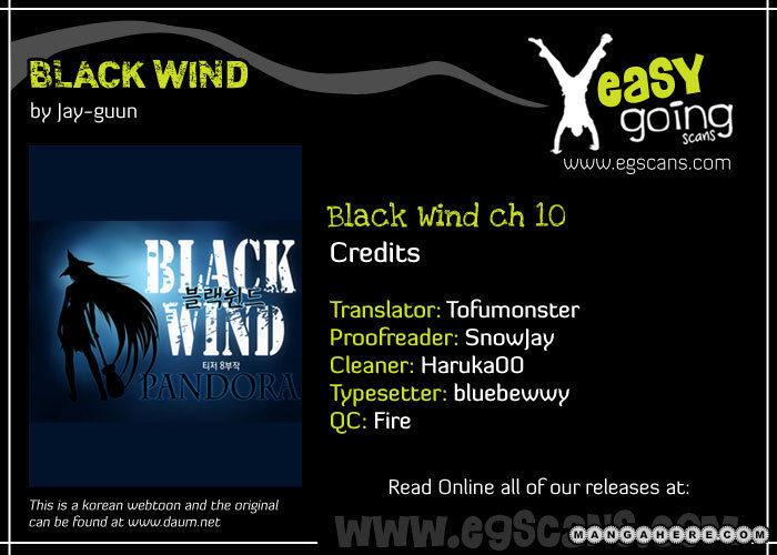 Black Wind 10 Page 1