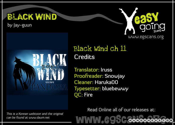 Black Wind 11 Page 1