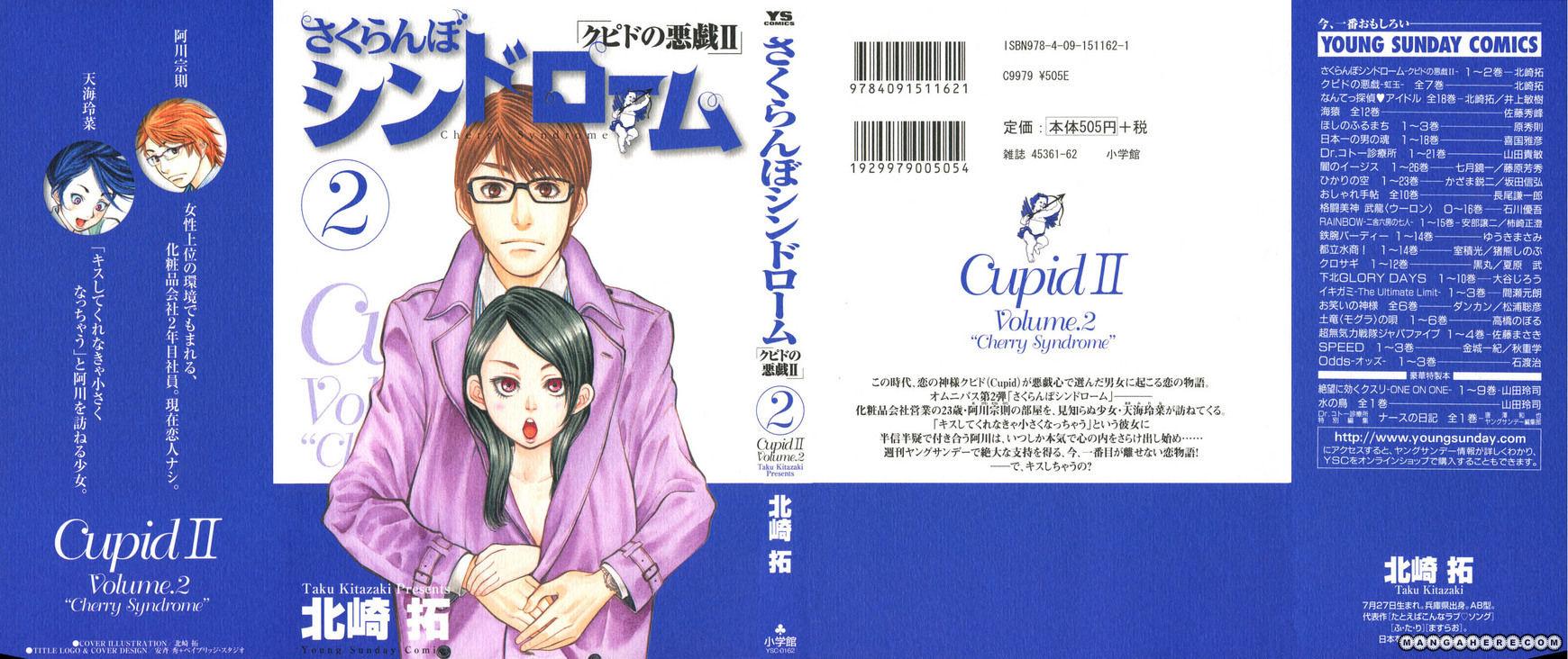 Sakuranbo Syndrome 9 Page 1