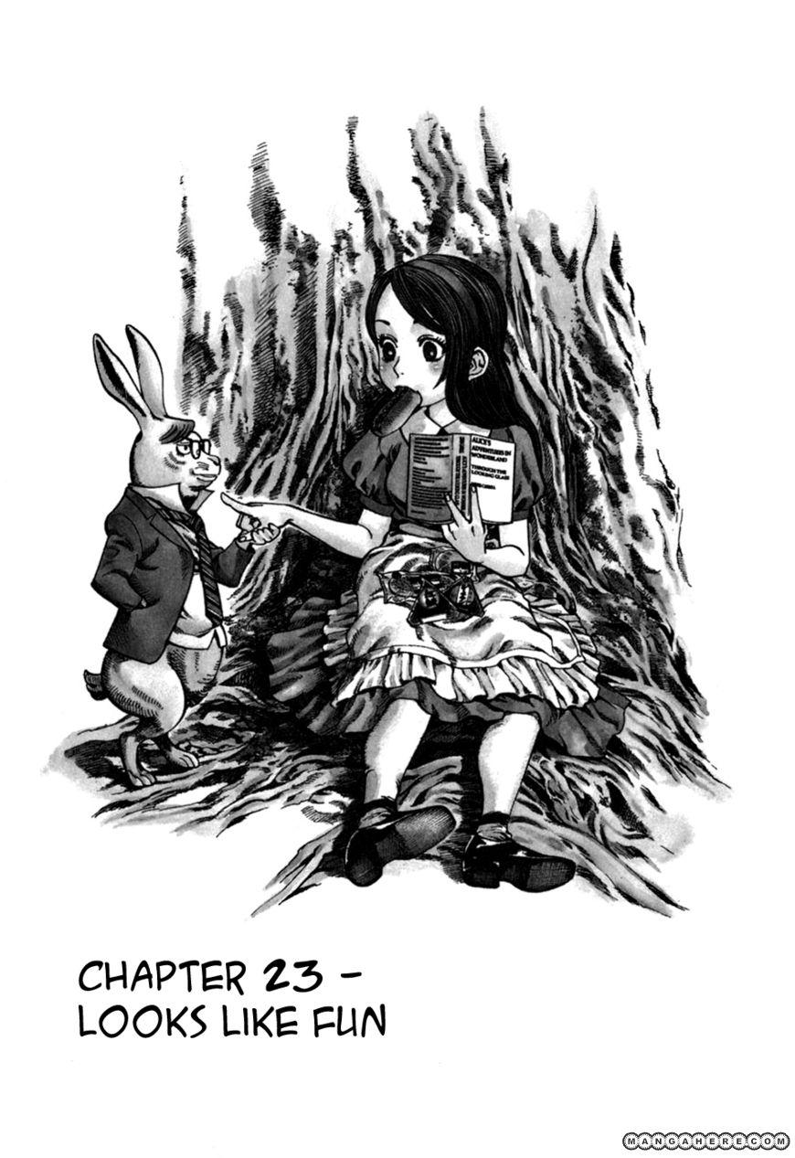 Sakuranbo Syndrome 23 Page 1