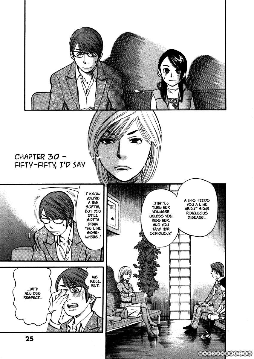 Sakuranbo Syndrome 30 Page 1