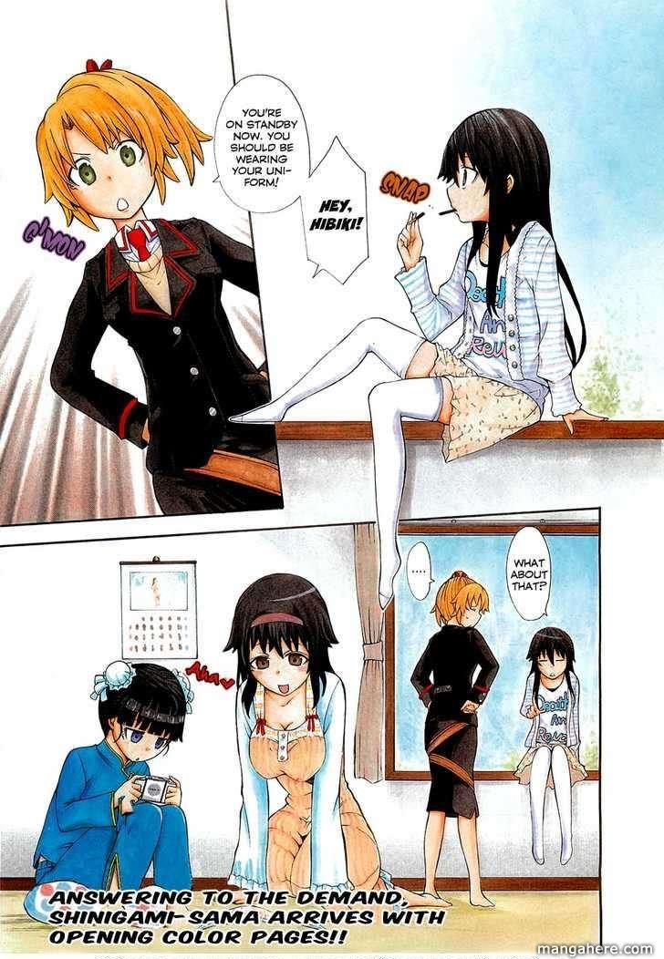 Shinigamisama ni Saigo no Onegai O 6 Page 2