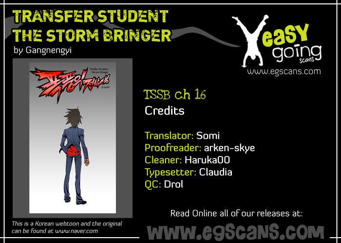 Transfer Student Storm Bringer 16 Page 1