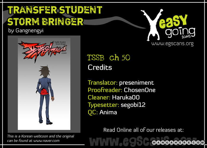 Transfer Student Storm Bringer 50 Page 1