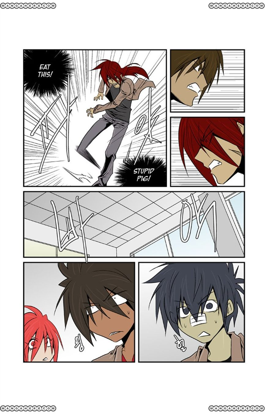 Transfer Student Storm Bringer 56 Page 2