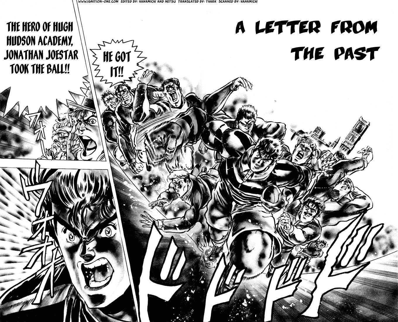 JoJo's Bizarre Adventure 6 Page 2