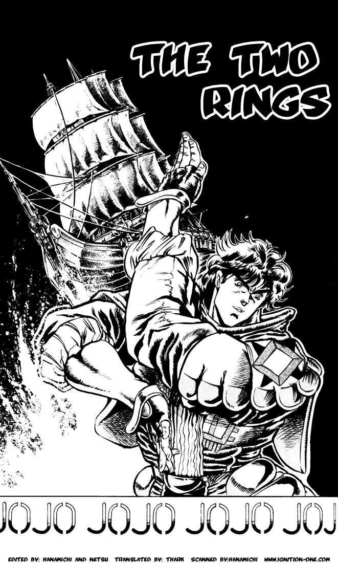 JoJo's Bizarre Adventure 12 Page 1