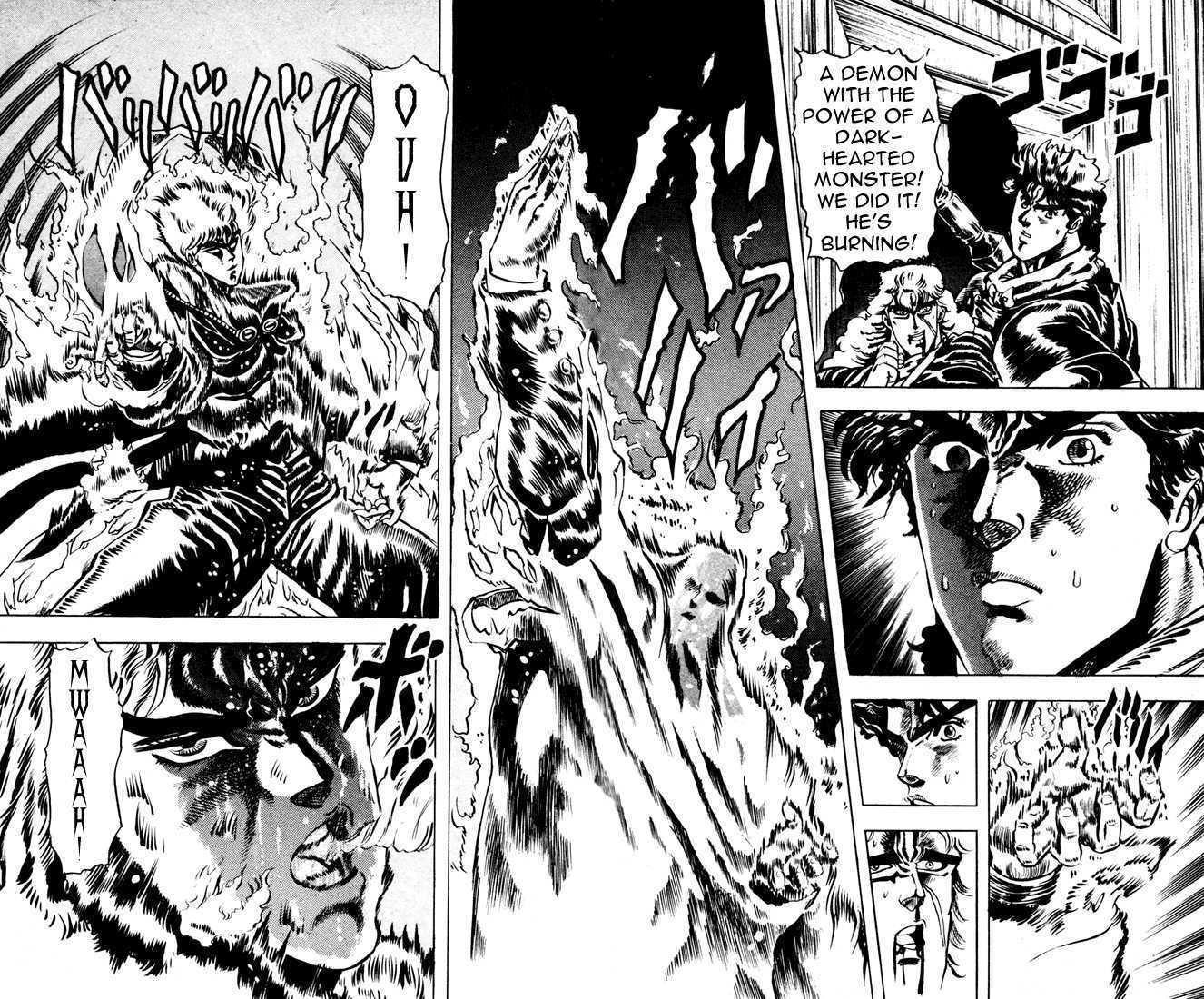 JoJo's Bizarre Adventure 15 Page 2