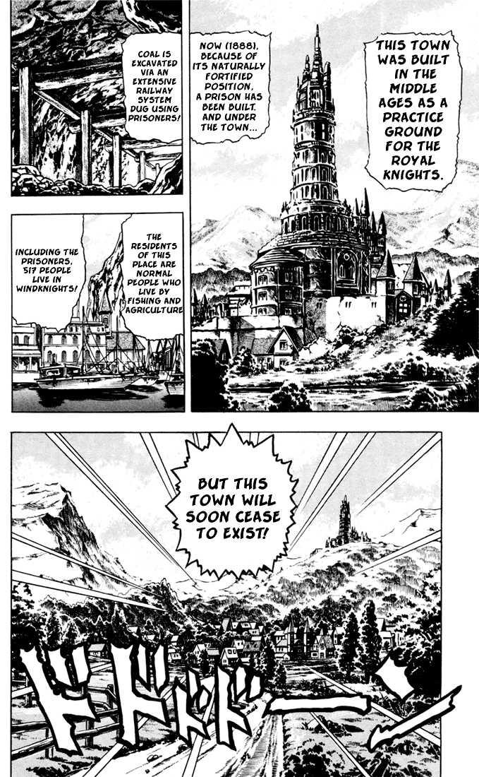 JoJo's Bizarre Adventure 21 Page 3