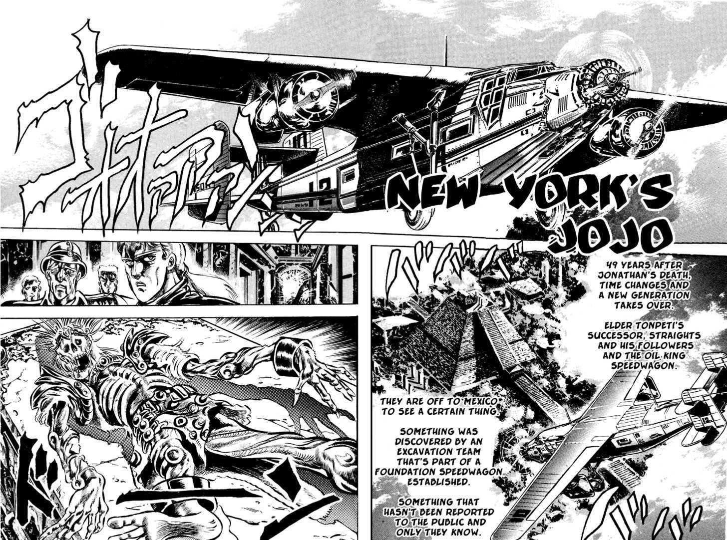 JoJo's Bizarre Adventure 45 Page 2