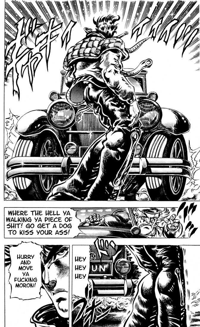 JoJo's Bizarre Adventure 47 Page 2
