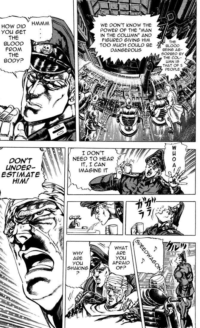 JoJo's Bizarre Adventure 54 Page 2