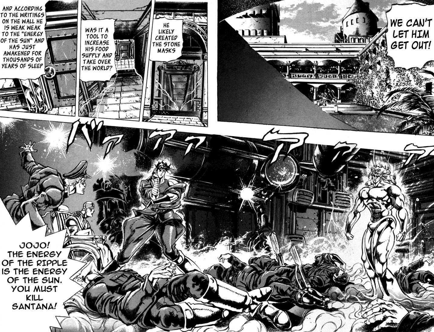 JoJo's Bizarre Adventure 58 Page 2