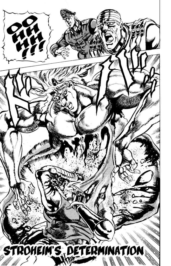 JoJo's Bizarre Adventure 60 Page 2
