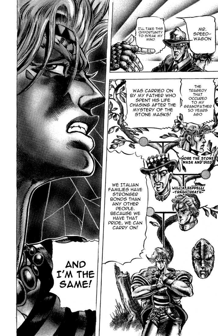 JoJo's Bizarre Adventure 63 Page 4